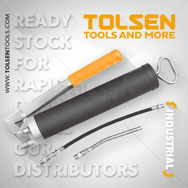500g Grease Gun Tolsen Brand 65200