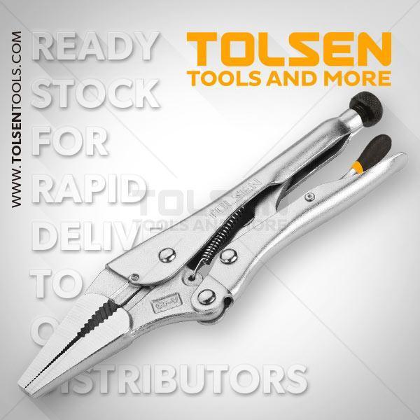 230mm- 9inch Locking Pliers Tolsen Brand 10053