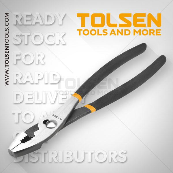 250mm-10 Inch Slip Joint Plier Tolsen Brand 10314
