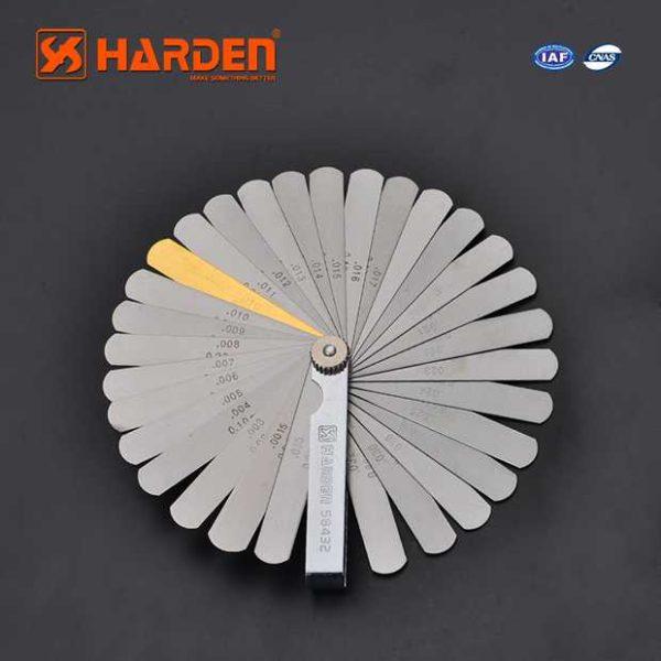 32pcs 65Mn Feeler Gauge Harden Brand 580432