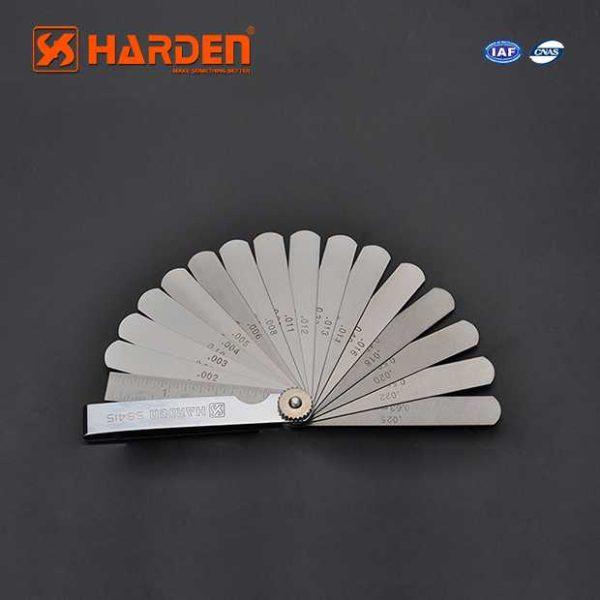 15pcs 65Mn Feeler Gauge Harden Brand 580415