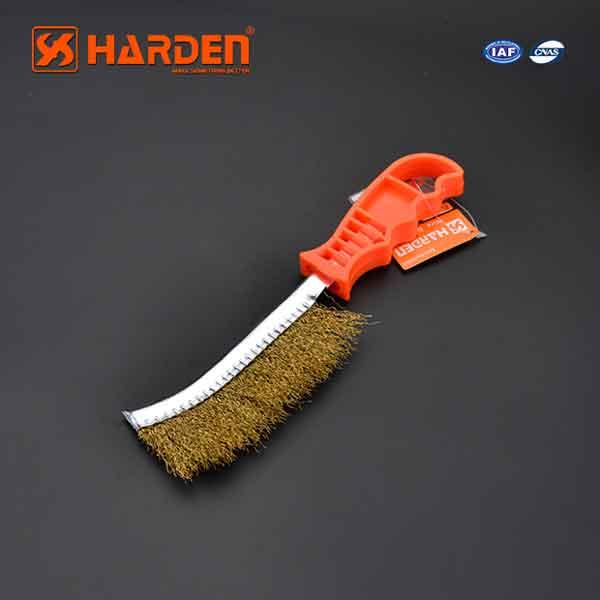 225mm Wire Brush Harden Brand 620140