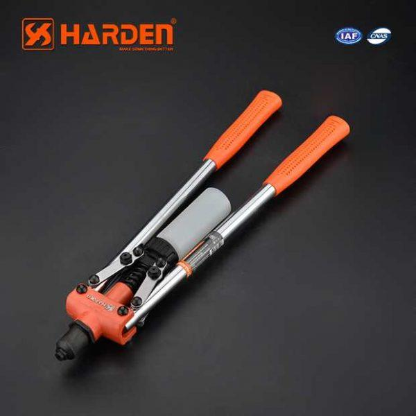 17 Inch Pipe Type Heavy Duty Long Arm Hand Riveter Harden Brand 610113