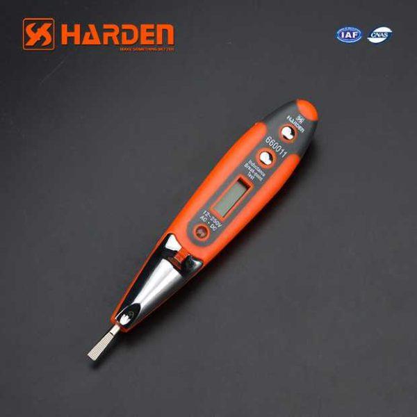 210mm 12-250V Multifunctional Voltage Tester Harden Brand 660011