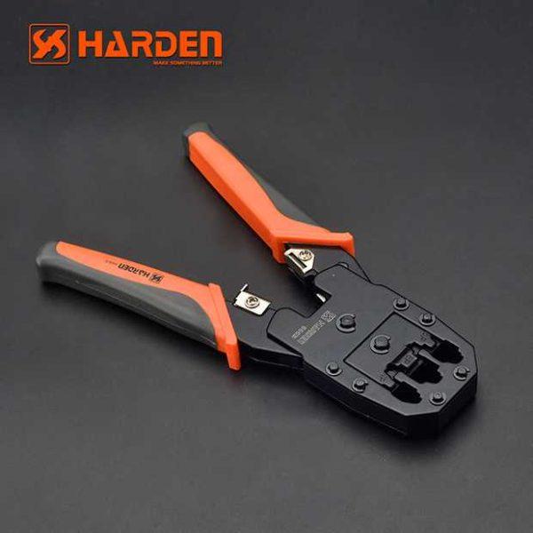 190mm Professional Modular Plug Crimping Tools Harden Brand 660631