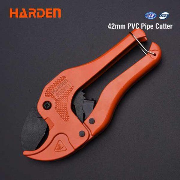 42mm PPR / PE / PVC Plastic Pipe Cutter Harden Brand 600851