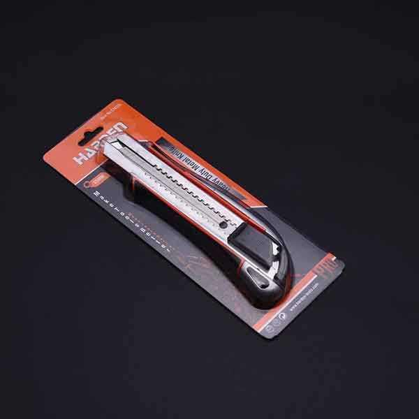 18mm Heavy Duty metal Knife Harden Brand 570306