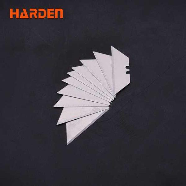 10pcs 60mm Utility Knife Blade Harden Brand 570345