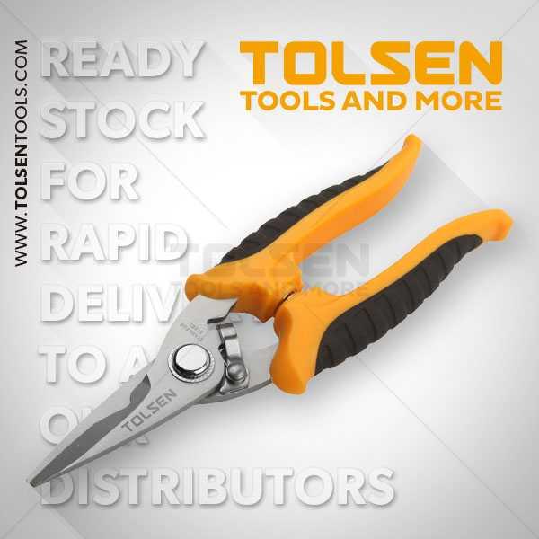 7 inch Multi-purpose Scissor Tolsen Brand 30042