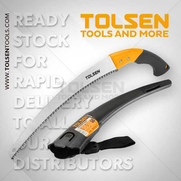 14 Inch 1.2mm Pruning Saw Tolsen Brand 31016