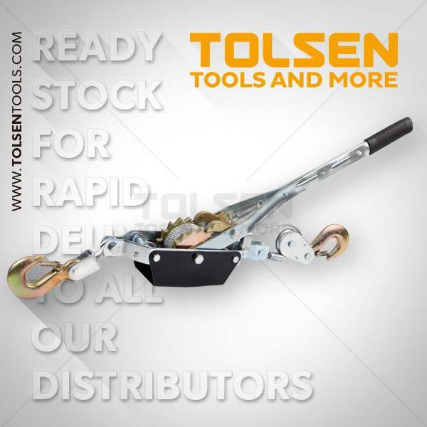 2 Tons Hand Cable Puller Tolsen Brand 62442