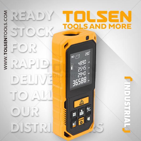 0.2-80m Digital Laser Distance Meter Tolsen Brand 35178
