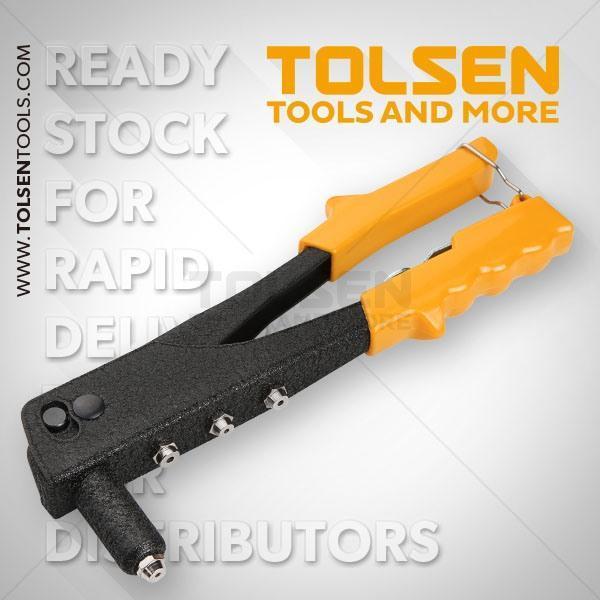 10 Inch Hand Riveter Tolsen Brand 43001