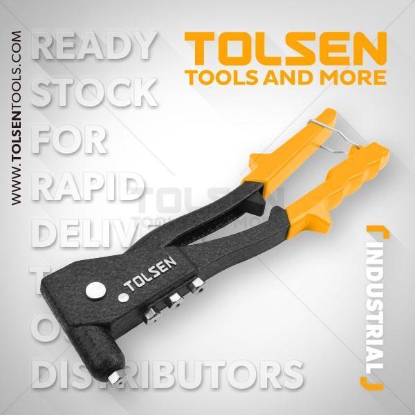10.5 Inch Hand Riveter Tolsen Brand 43003