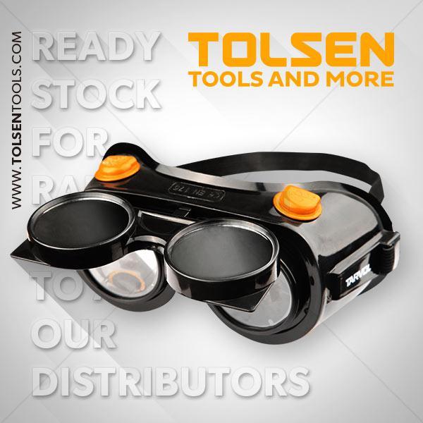 SIZE Welding Goggle Tolsen Brand 45075
