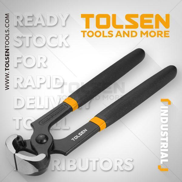 "200mm- 8"" Carpenter's Pincer Tolsen Brand 10045"