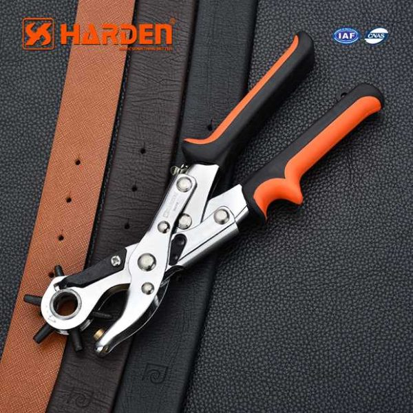10 Inch Rotary Punch Pliers Harden Brand 560710