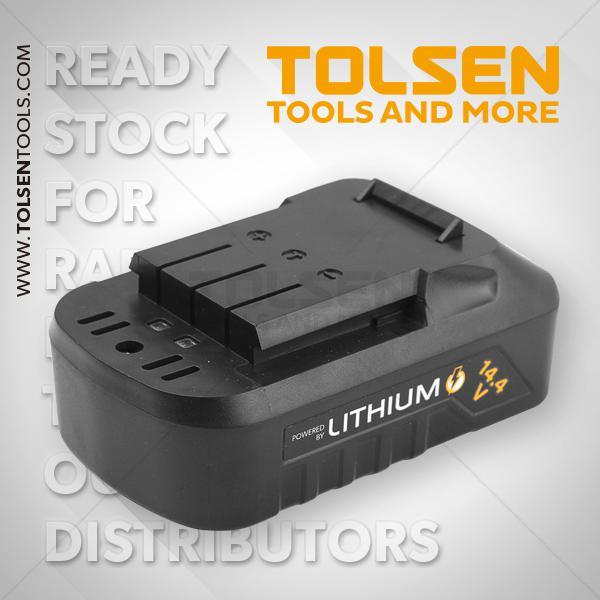 Li-Ion Battery Pack Tolsen Brand 79017