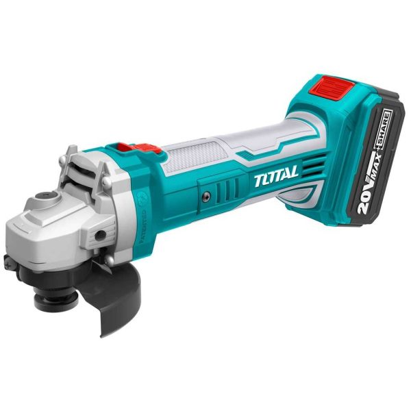 20V  8500/MIN Angle Grinder Total Brand (With Battery & Charger)TAGLI1001