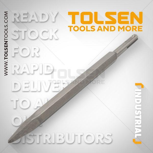 14X250 Sds-Plus Point Chisel Tolsen Brand 75440
