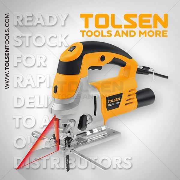 800W 800-3200rpm Jig Saw machine Tolsen Brand 79551