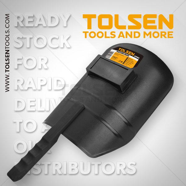 GLASS 108x50x3mm Welding Mask Tolsen Brand 45085