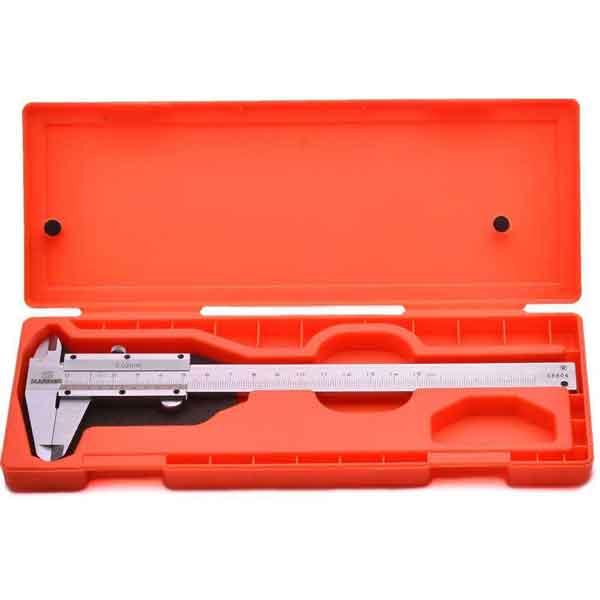 6 inch Digital Steel Professional Venier Caliper Harden Brand 580804