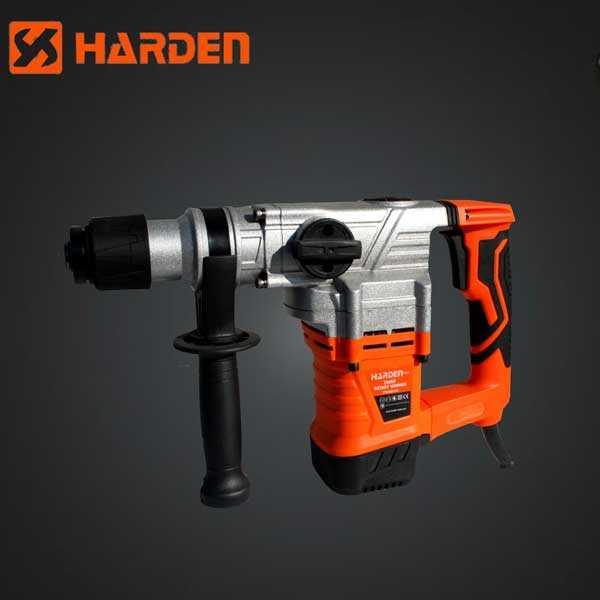 1050W 4600rpm 28mm Rotary Hammer Drill Machine Harden Brand 750632