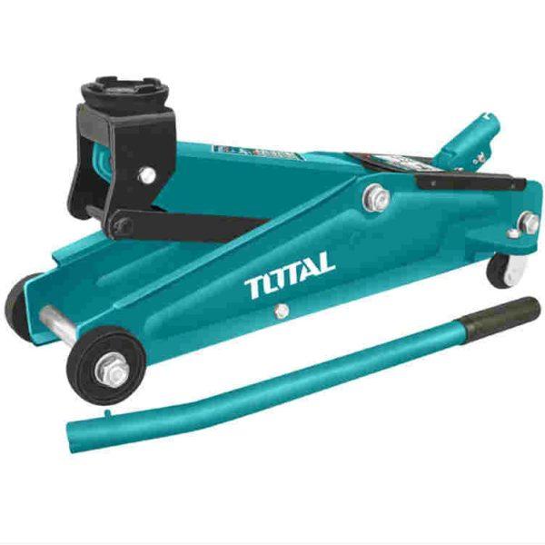 3 Ton Hydraulic Jack Trolley Total Brand