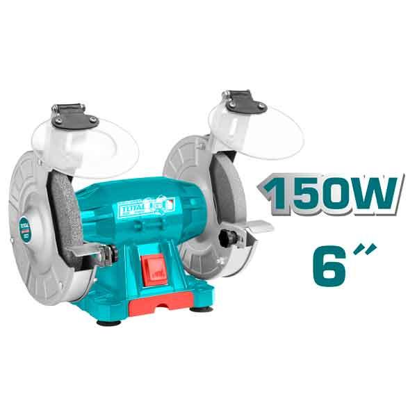 150W Bench Grinder Total Brand TBG15015