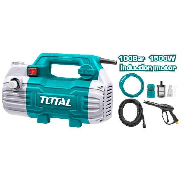 1500W 100bar High Pressure Washer Total Brand TGT11236