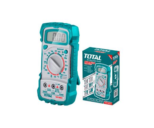 200V / 600V Digital Multimeter Total Brand TMT460 012