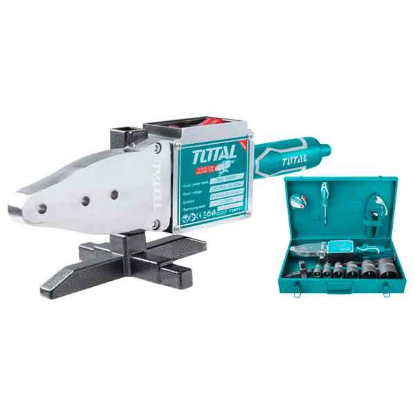 1500W Plastic Tube Welding Tool Total Brand TT328151