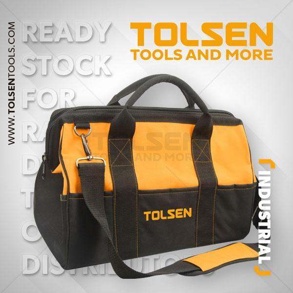 """17"""" Tool Bag Tolsen Brand 80101"""