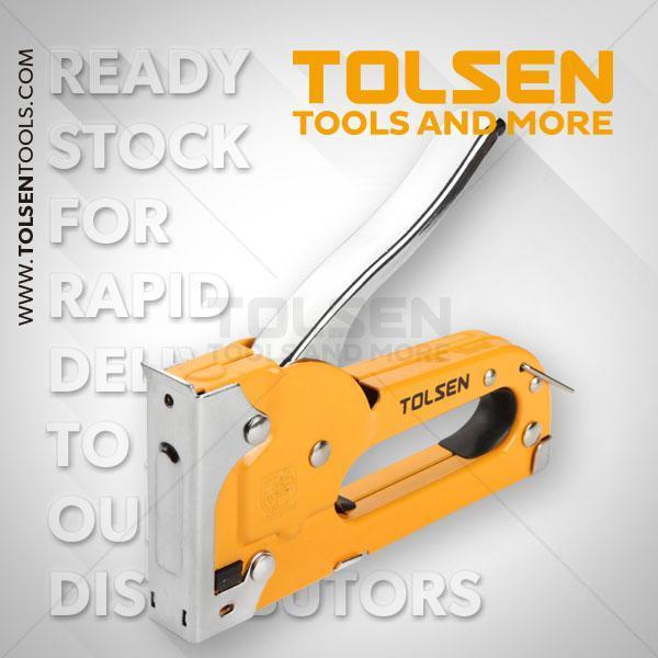 Staple Gun Tolsen Brand 43022