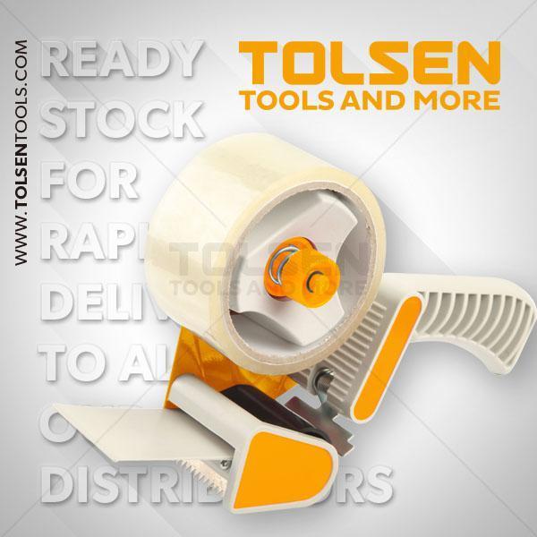 Tape Dispenser Tolsen Brand 50000