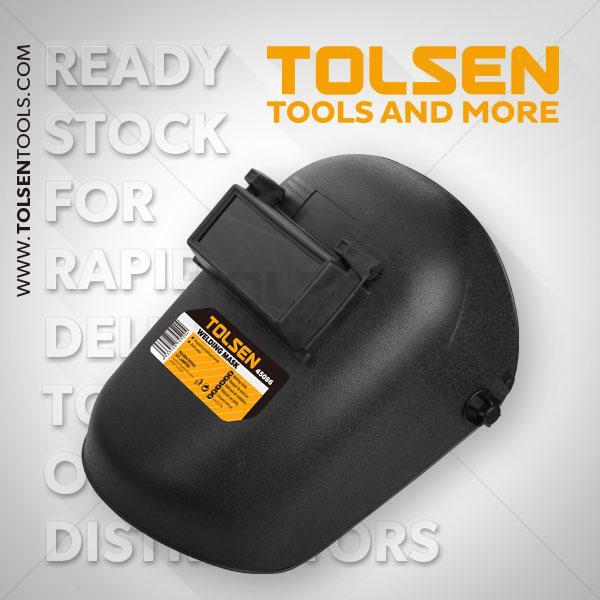 108x50x3mm Welding Mask Tolsen Brand 45086