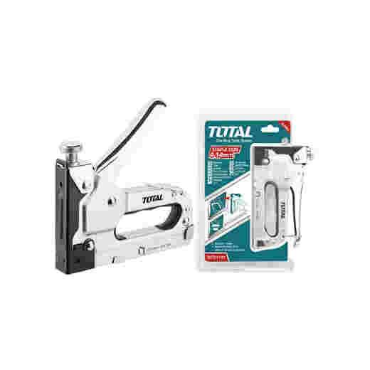 Iron Metal Heavy Duty Staple Gun Total Brand THT31141