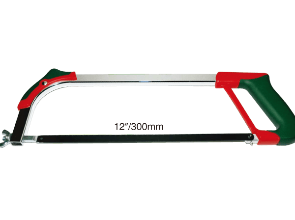 12 Inch Professional Front Grip Type Handle Hacksaw Frame Hans Brand 5105-12