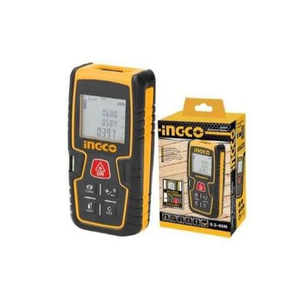 0.2-40m Laser Distance Meter Ingco Brand HLDD0401