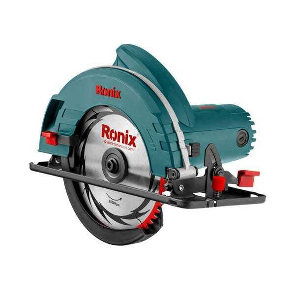 1350W 6000 RPM Industrial Circular Saw Machine Ronix Brand 4318