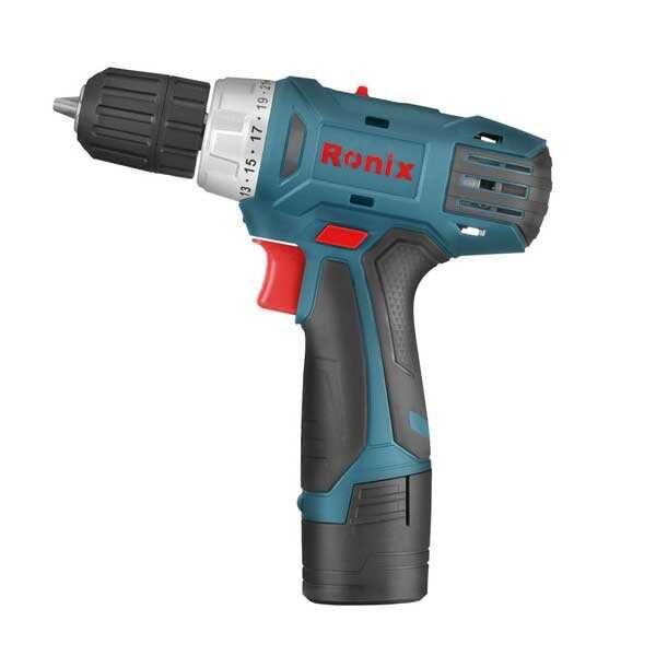 12V Cordless Drill Machine Ronix Brand 8012