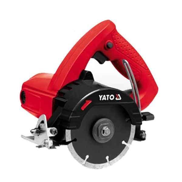 1300W 110mm 14000rpm Marble Stone Cutting Machine Yato Brand YT-82160