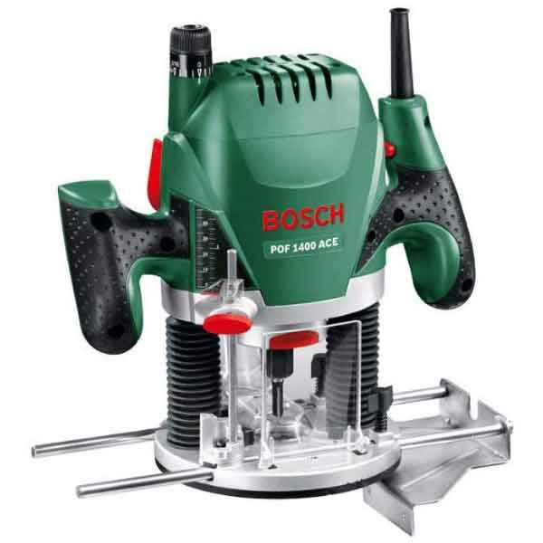 1400W 2800RPM Electric Router Bosch Brand POF 1400 ACE