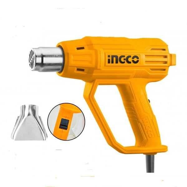 2000W Industrial Temperature Heat Gun Ingco Brand HG2000385