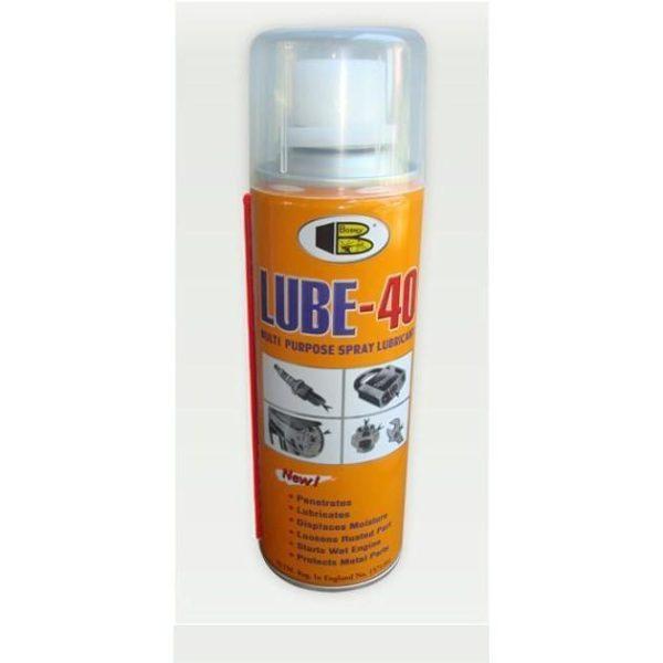 400 ml Penetrating lubricant Lube-40 Bosny Brand