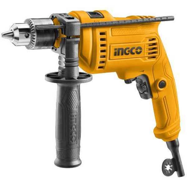 680W 3000RPM Impact Drill Corded Drill Machine Ingco Brand ID6808