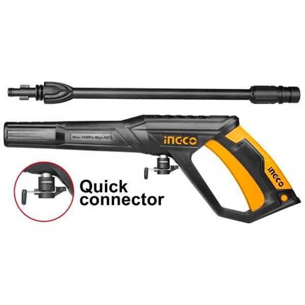 Spray Gun for High Pressure Washer Ingco Brand AMSG028