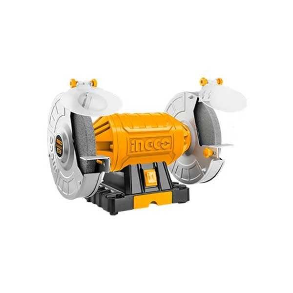 350W 8 Inch 2950Rpm Industrial Bench Grinder Ingco Brand BG83502