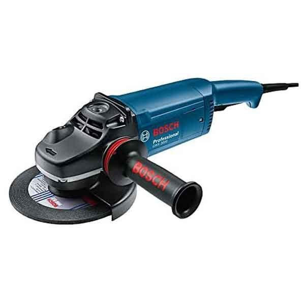 2000W 8500rpm 7 inch Angle Grinder Bosch Brand GWS 2000-180